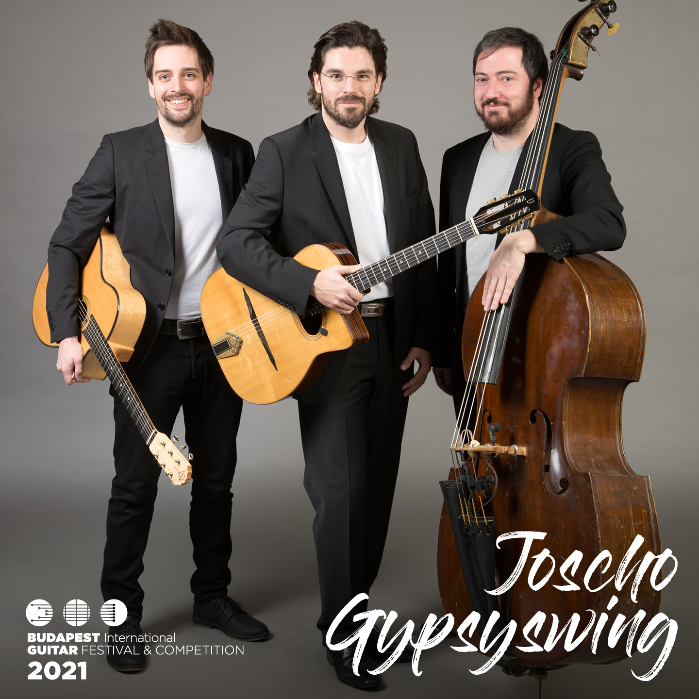 Joscho Stephan Trio Gypsyy Swing