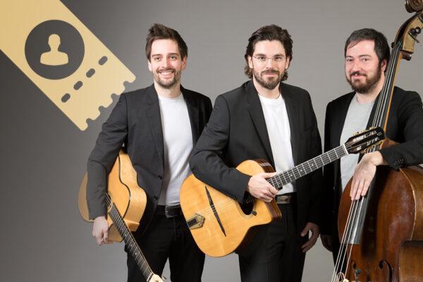 Joscho Stephan Trio - egyéni - individual