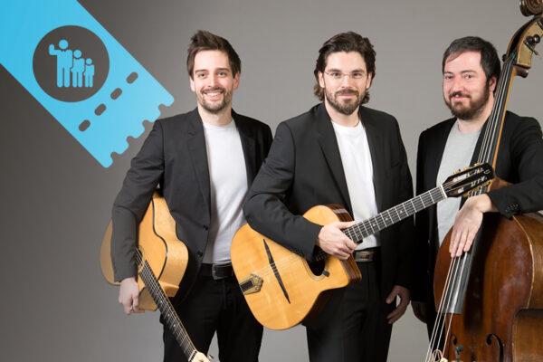 Joscho Stephan Trio - családi - family