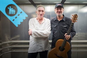 Miroslav Tadic és Vlatko Stefanovski gitárművész World Music koncert – családi - family