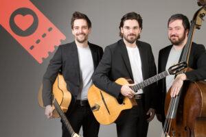 Joscho Stephan Trio - támogatói - sponsor